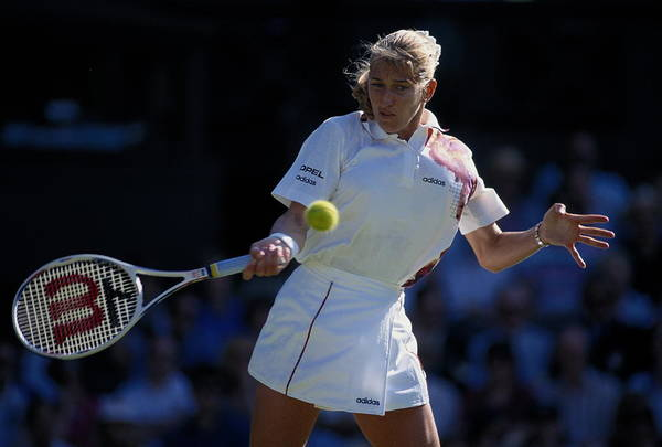 Tennis Photograph - Wimbledon Lawn Tennis Championship by Getty Images