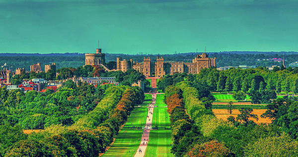 Wall Art - Photograph - Windsor Castle by Pixabay