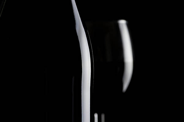 Bottle Cap Photograph - Wine Bottle by Republica