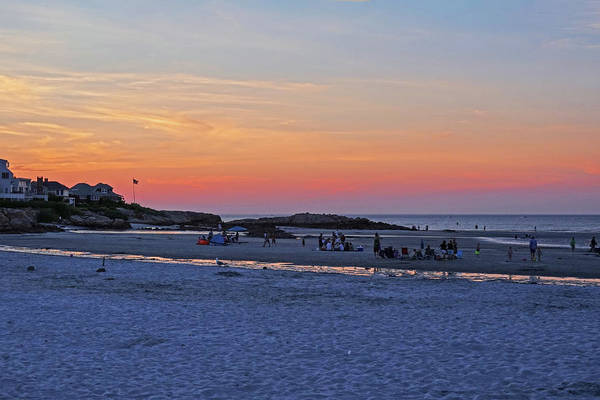 Photograph - Wingaersheek Beach Sunset Gloucester Ma by Toby McGuire