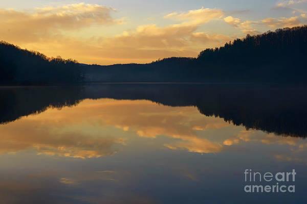 Photograph - Winter Dawn At The Lake by Thomas R Fletcher