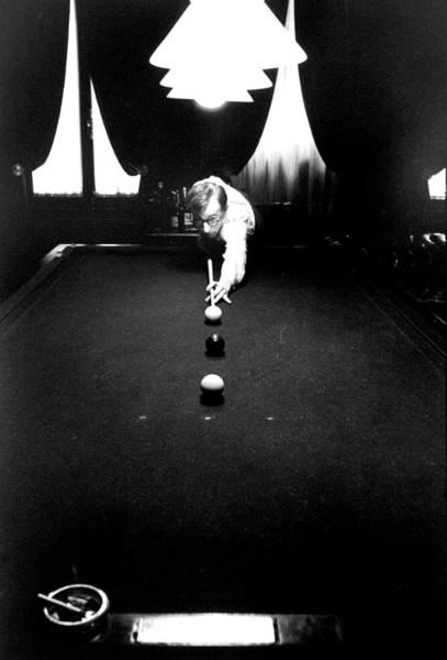 Photograph - Woody Allen by Arthur Schatz