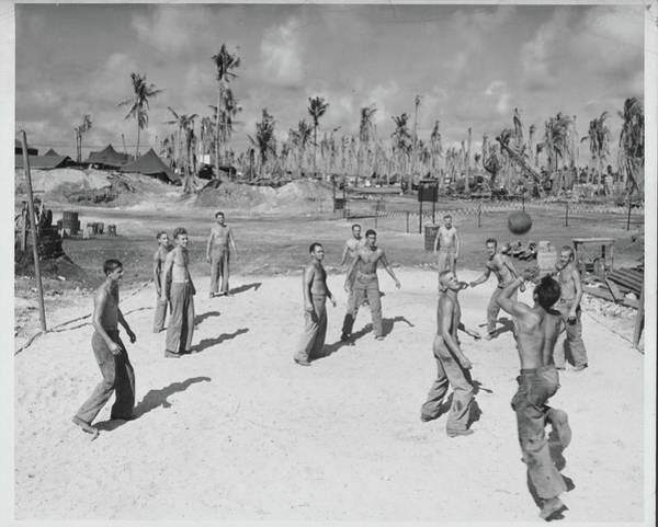 Usa Navy Photograph - World War Two by Fpg