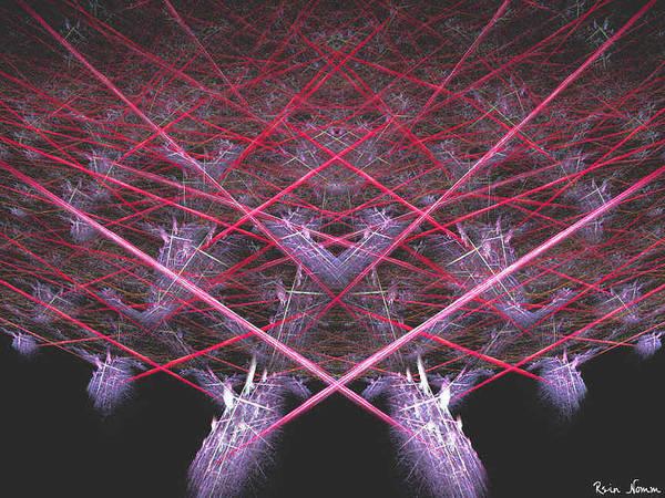 Digital Art - X-rays by Rein Nomm