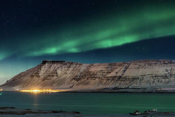 Spirituality Photograph - Aurora Borealis Or Northern Lights by Arctic-images
