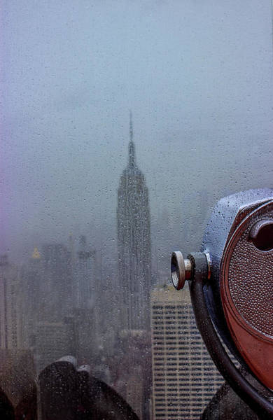 Wall Art - Photograph - Empire State  by Martin Newman