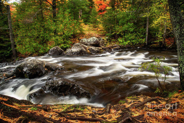 Wall Art - Photograph - 10 Foot Falls by Todd Bielby