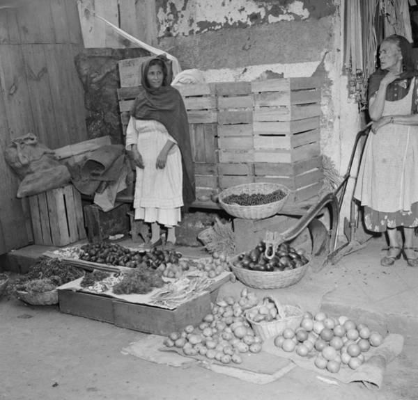 Farm Photograph - Patzcuaro, Mexico by Michael Ochs Archives