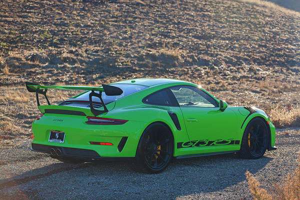Photograph - #porsche 911 #gt3rs #print by ItzKirb Photography
