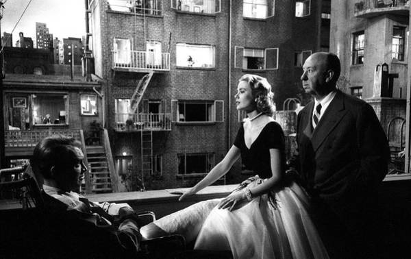 Film Industry Photograph - Rear Window by Michael Ochs Archives