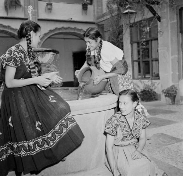 Photograph - San Miguel De Allende,mexico by Michael Ochs Archives