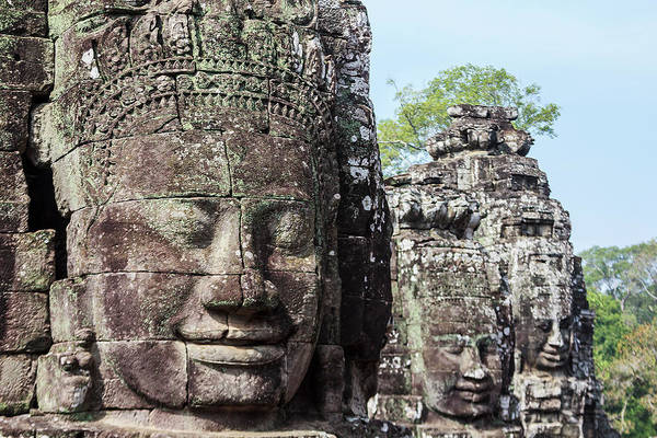 Wall Art - Photograph - Siem Reap, Cambodia by Miva Stock