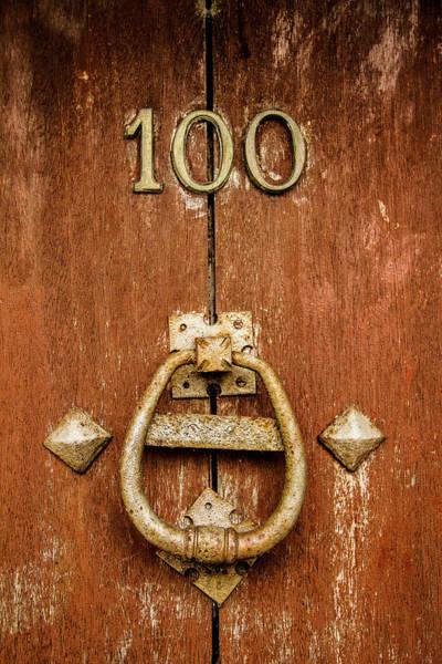 San Sebastian Photograph - 100 Door by Carlos De Gil