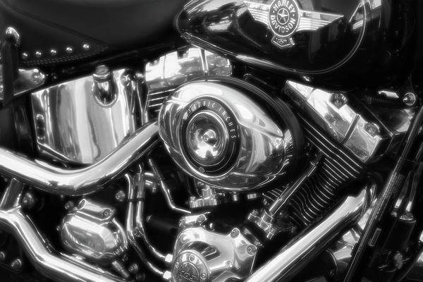 Wall Art - Photograph - 103 Cubic Inches by Sherman Perry