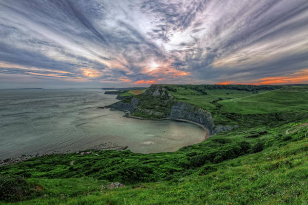 Wall Art - Photograph - Chapman's Pool - England by Joana Kruse
