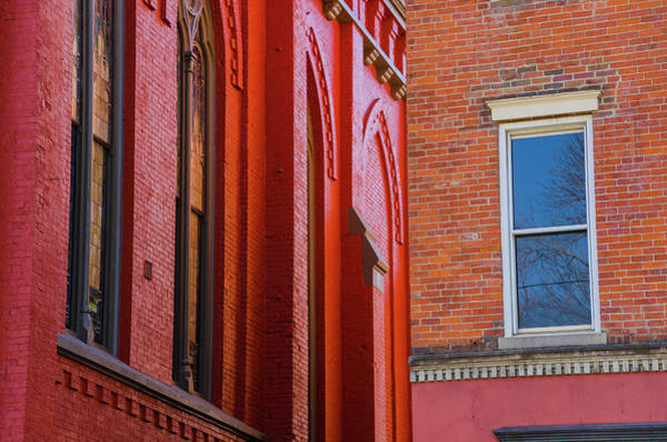 Wall Art - Photograph - Cincinnati, Ohio, Usa by Anna Miller