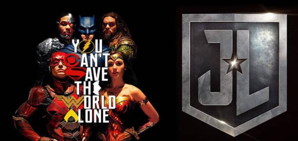 Robin Digital Art - Justice League  by Geek N Rock