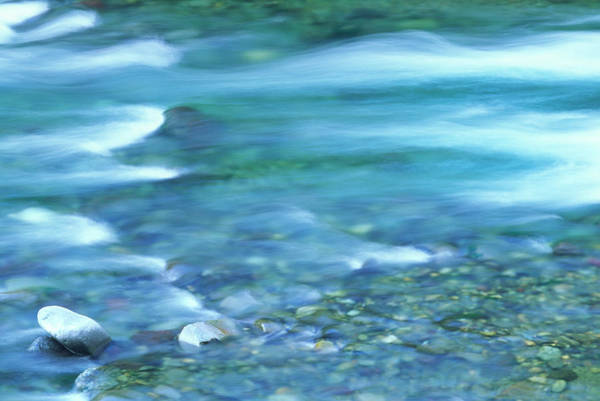 Wall Art - Photograph - Mountain Stream by Ooyoo