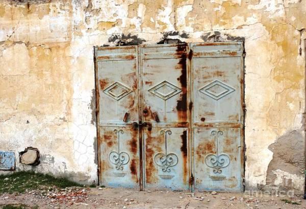 Photograph - Old Doors And Facades by Angelika GAIGL