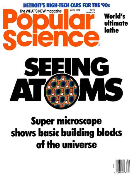 Wall Art - Photograph - Popular Science Magazine Covers by Popular Science