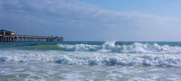 Photograph - 11066 Gulf Shores Pier by Pamela Williams