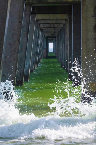 Photograph - 11070 Gulf Shores Pier by Pamela Williams