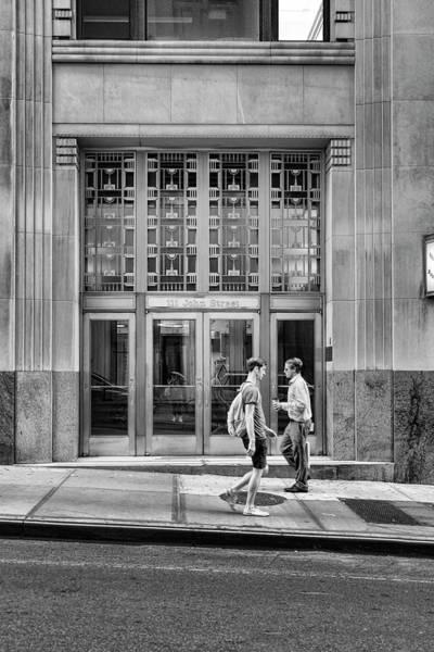 Photograph - 111 John Street by Sharon Popek