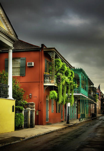 Wall Art - Photograph - 1119 Chartres Street by Greg and Chrystal Mimbs