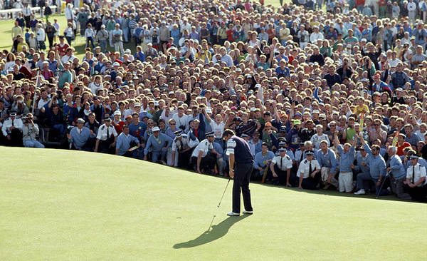 Golf Photograph - 119th Open Championship by David Cannon