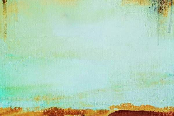 Wall Art - Photograph - Abstract Painted Green Art Backgrounds by Ekely