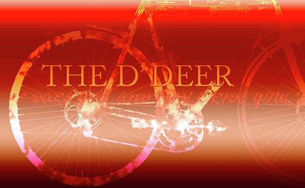 Mixed Media - D' Deer by Ee Photography