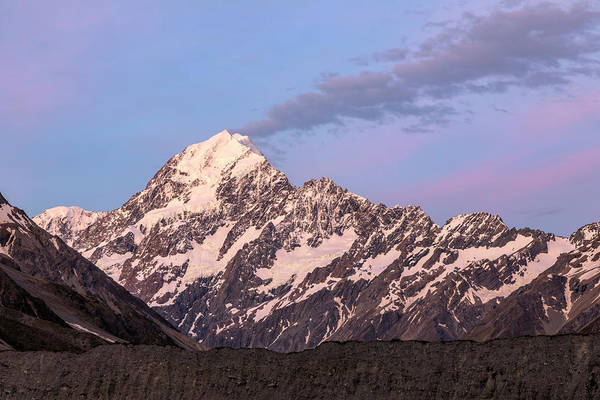 Wall Art - Photograph - Mount Cook - New Zealand by Joana Kruse