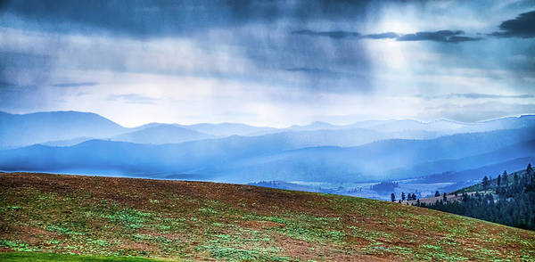 Photograph - Nature And Scenes Around Flathead National Forest Montana by Alex Grichenko