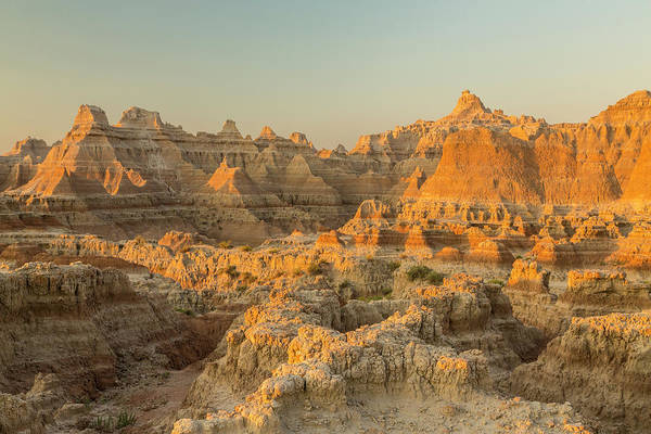 Wall Art - Photograph - Usa, South Dakota, Badlands National by Jaynes Gallery