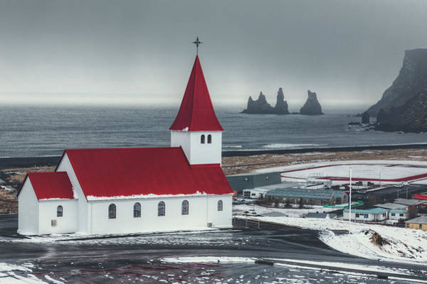 Wall Art - Photograph - Vik I Myrdal - Iceland by Joana Kruse