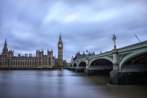 Wall Art - Photograph - Westminster by Martin Newman