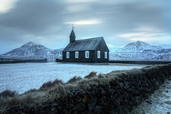 Wall Art - Photograph - Budir - Iceland by Joana Kruse