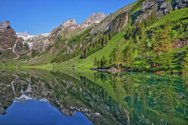 Wall Art - Photograph - Seealpsee - Switzerland by Joana Kruse