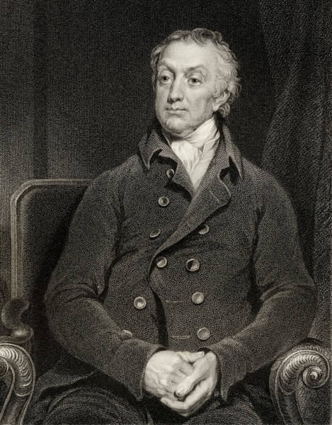 Wall Art - Drawing - William Wentworth Fitzwilliam.   Lord-lieutenant Of Ireland.  by Ken Welsh