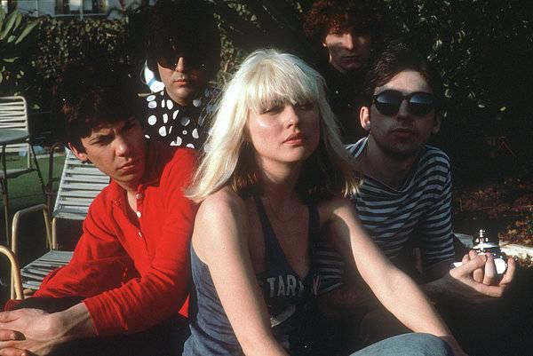 Blondie Wall Art - Photograph - Blondie Portrait Session In La by Michael Ochs Archives