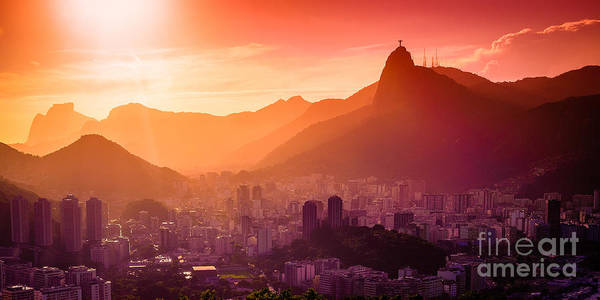 Wall Art - Photograph - Christ The Redeemer by Celso Diniz