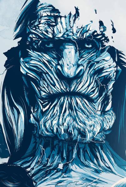 Wall Art - Digital Art - Game Of Thrones  by Geek N Rock