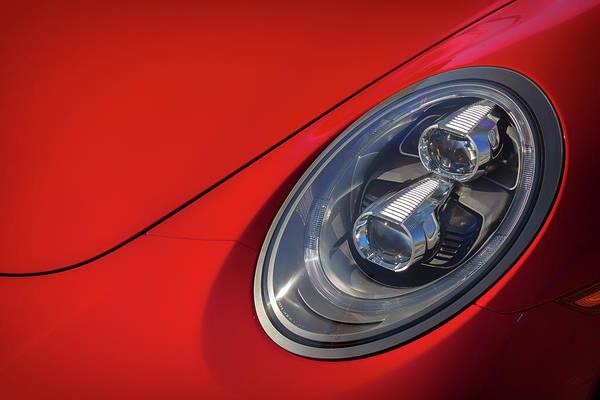 Photograph - #porsche 911 #turbo S #print by ItzKirb Photography