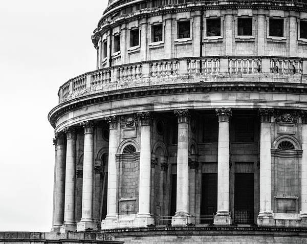 Wall Art - Photograph - St Pauls Cathedral by Martin Newman
