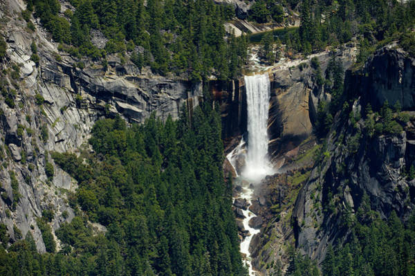 Vernal Fall Photograph - Yosemite Np by Enrique R. Aguirre Aves