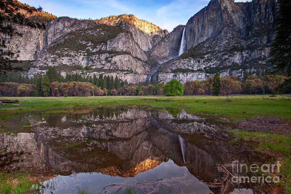 Photograph - 1520 Yosemite Reflections by Steve Sturgill