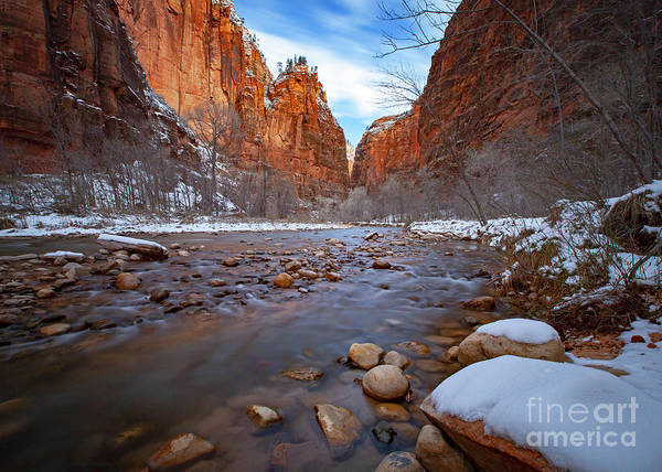Photograph - 1536 Virgin River by Steve Sturgill