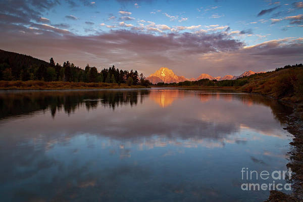 Photograph - 1542 Oxbow Bend by Steve Sturgill