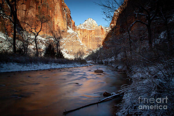 Photograph - 1545 Virgin River by Steve Sturgill