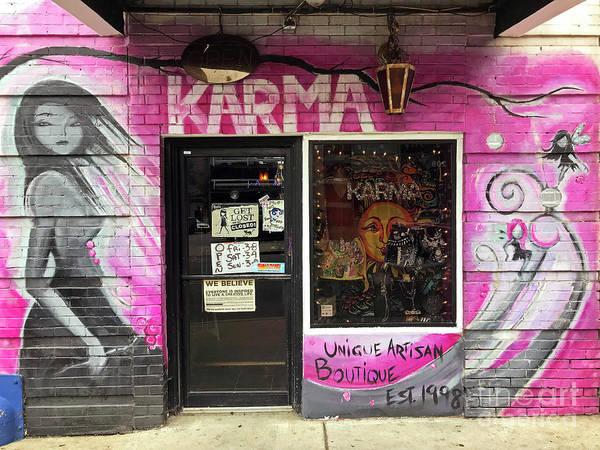 Photograph - 1554 Karma by Steve Sturgill